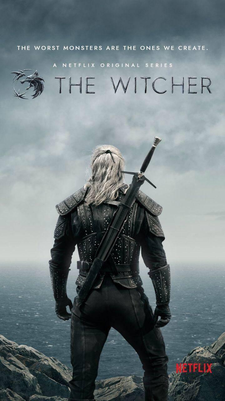 Netflix показал первый постер «Ведьмака» и промо Геральта, Йеннифер и Цири
