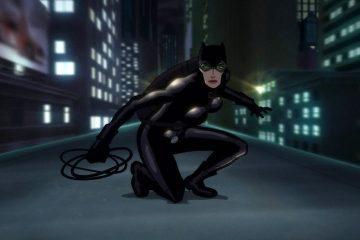 Видео: отрывки из грядущего анимационного фильма «Бэтмен: Тихо!»