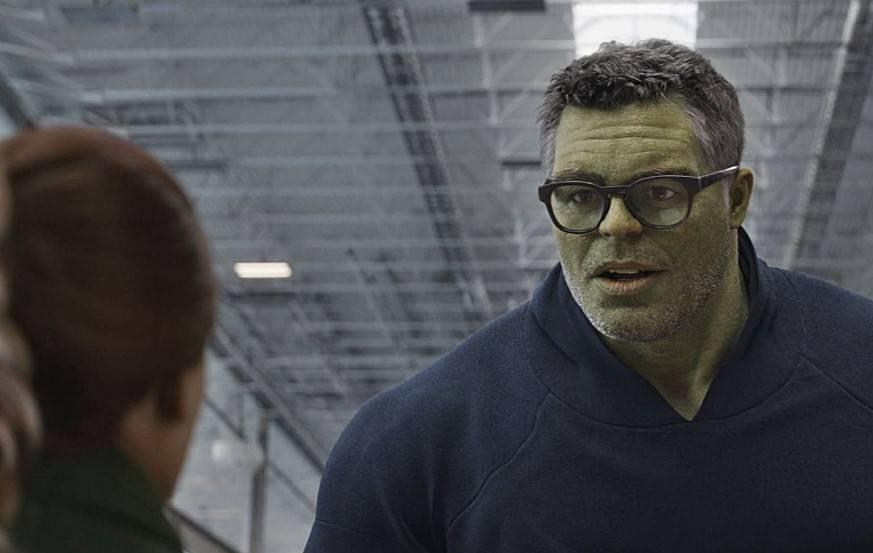 Фанатам не понравились сцена с Халком, которую Marvel включили в версию «Финала» для повторно проката