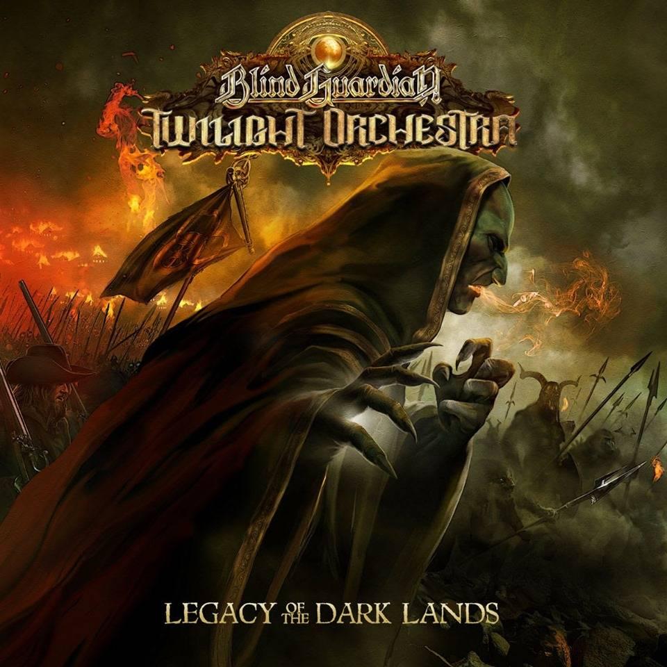Группа Blind Guardian анонсировала симфонический альбом The Legacy Of The Dark Lands