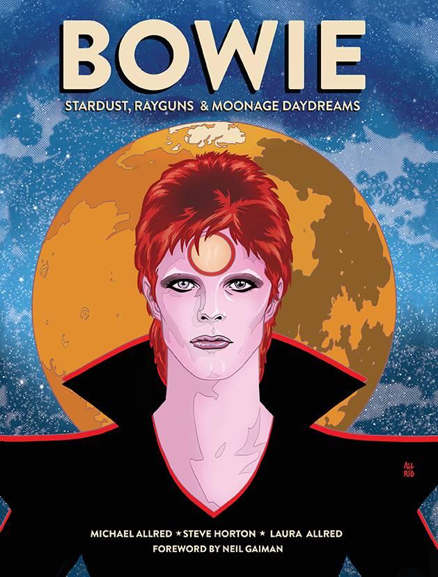 Издательство Insight выпустит комикс про карьеру Дэвида Боуи 1