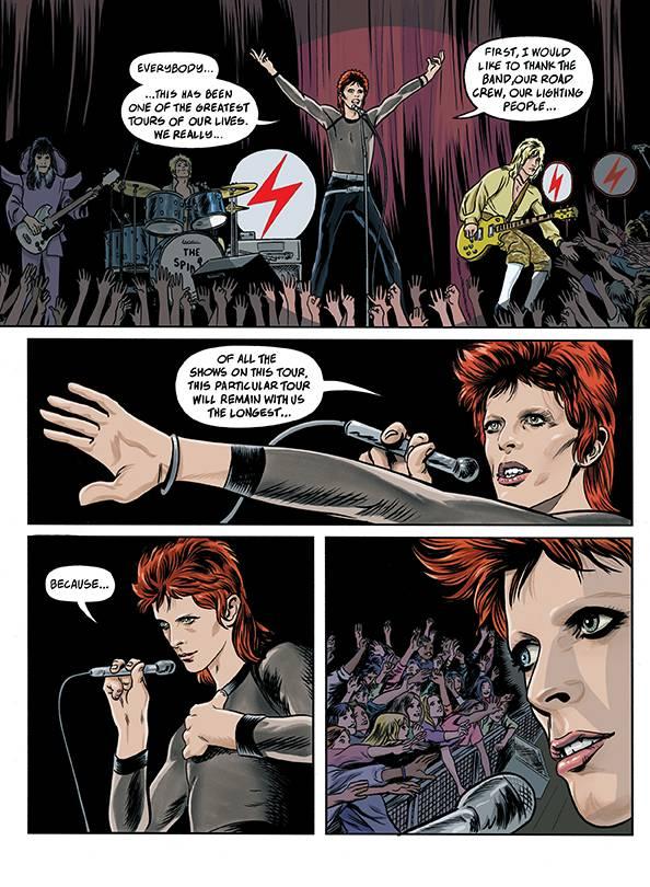 Издательство Insight выпустит комикс про карьеру Дэвида Боуи 3