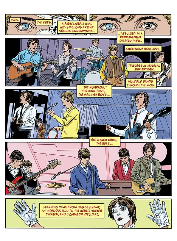 Издательство Insight выпустит комикс про карьеру Дэвида Боуи 4