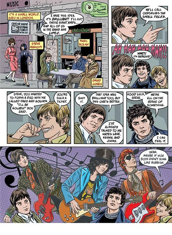 Издательство Insight выпустит комикс про карьеру Дэвида Боуи 5