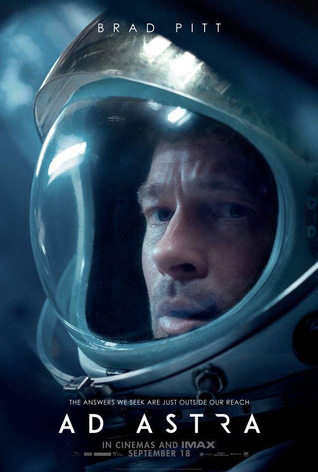 Второй трейлер научно-фантастической драмы «К звёздам» с Брэдом Питтом в главном роли 1