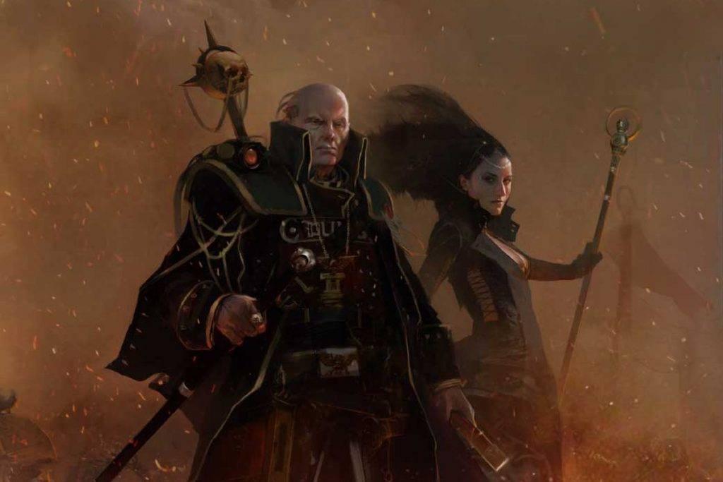 Кто такой Грегор Эйзенхорн из Warhammer 40,000, о котором снимают сериал? 4