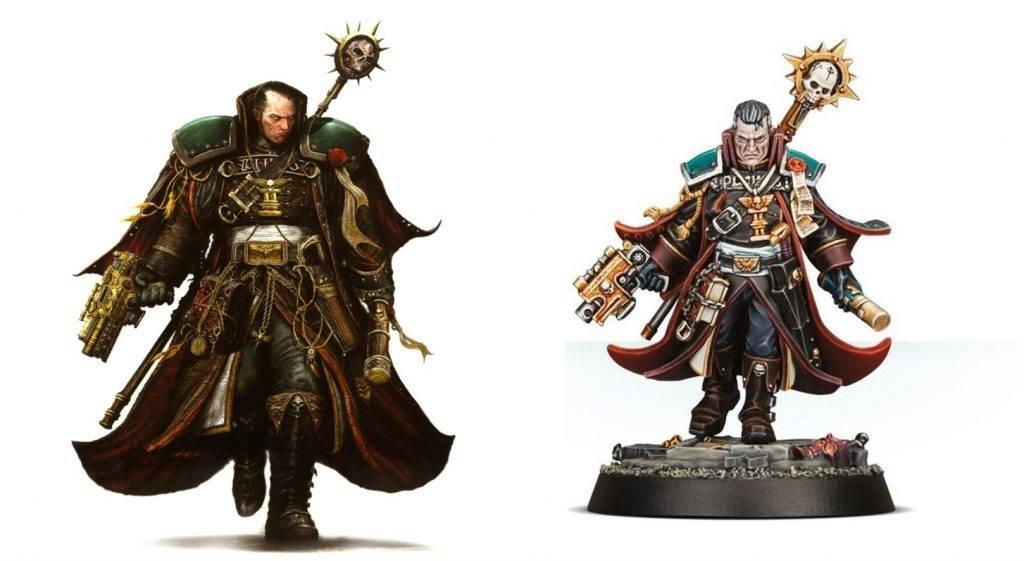 Кто такой Грегор Эйзенхорн из Warhammer 40,000, о котором снимают сериал? 2