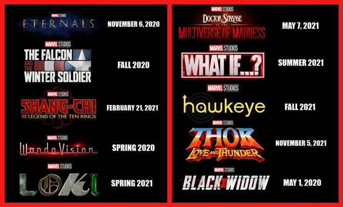 «Тор 4», «Доктор Стрэндж 2» и много сериалов. Что показала Marvel Studios на презентации Comic-Con? 14