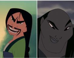 Находка: как выглядят герои и злодеи Disney, если им поменять лица
