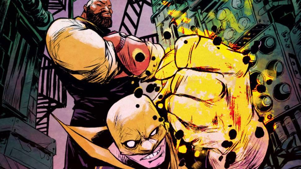 Слух дня: Marvel планирует перезапустить историю героев с Netflix в проекте «Герои по найму»