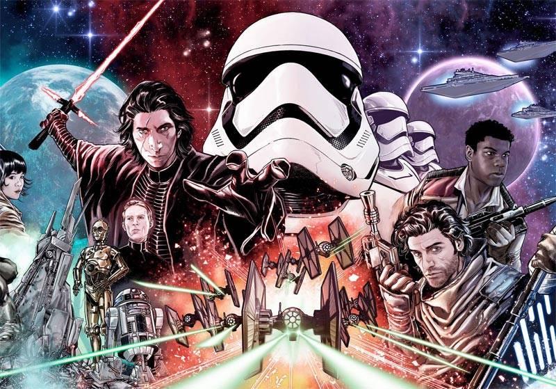 Marvel выпустит новые комиксы по «Звёздным войнам» 3