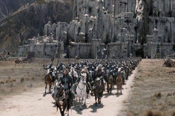 Amazon поучаствует в разработке MMORPG по «Властелину колец»