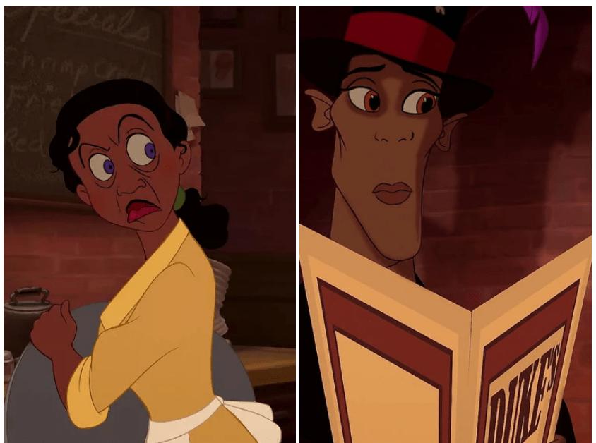 Находка: как выглядят герои и злодеи Disney, если им поменять лица 7