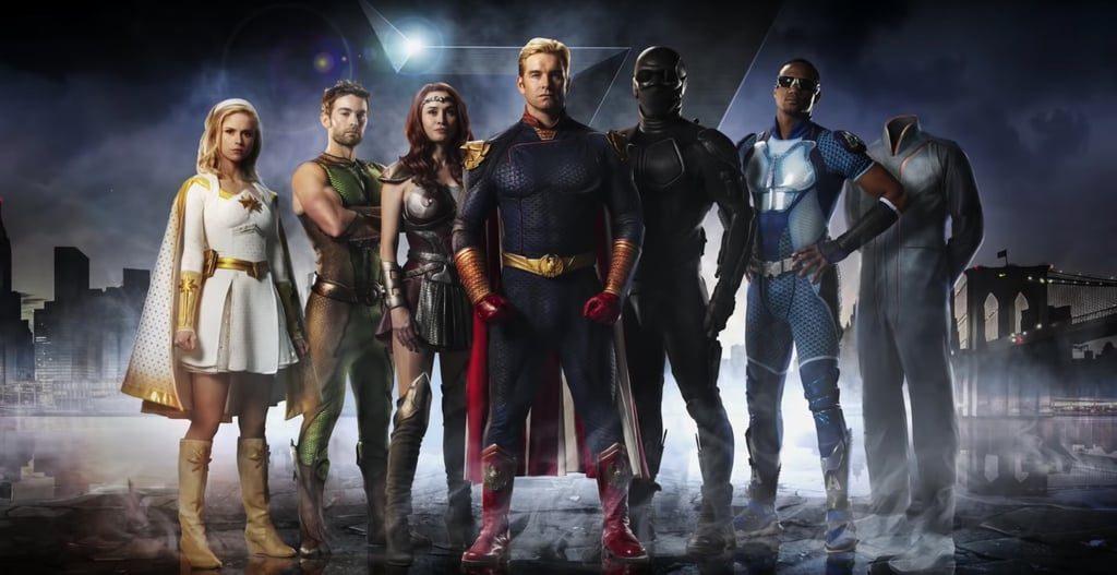 Сериал «Пацаны»: хотите замочить супергероев? Вам сюда 3