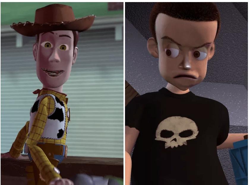 Находка: как выглядят герои и злодеи Disney, если им поменять лица 8