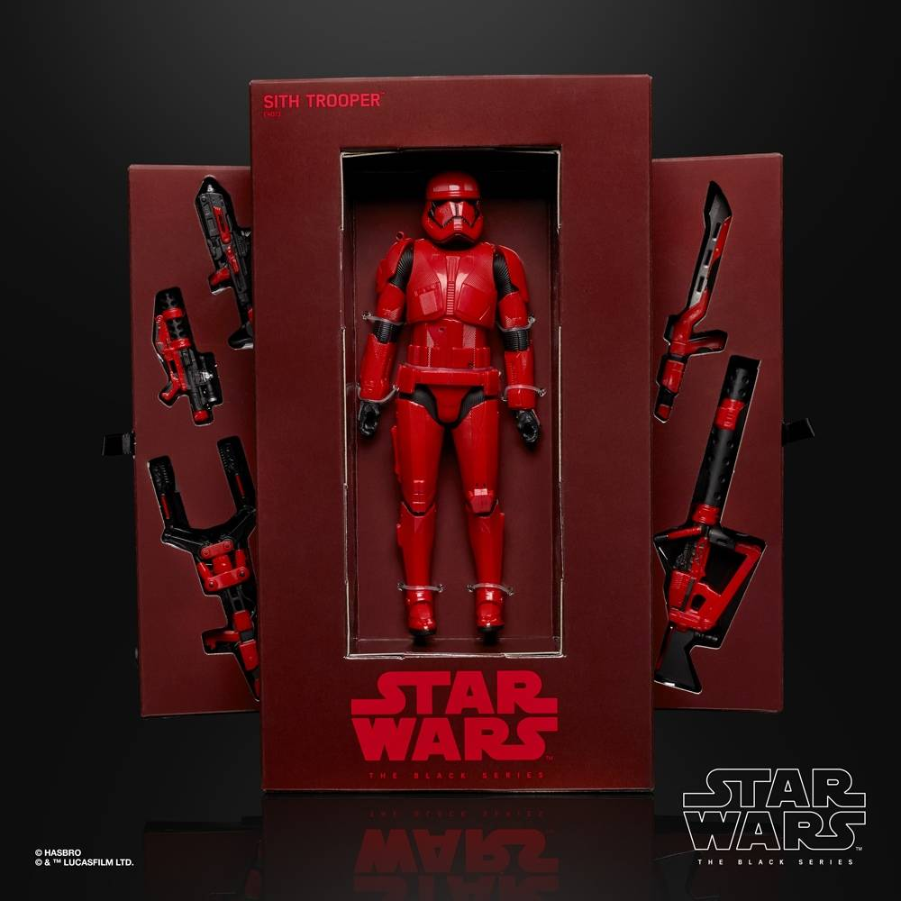 Disney показал красных штурмовиков из девятого эпизода «Звёздных войн» 9