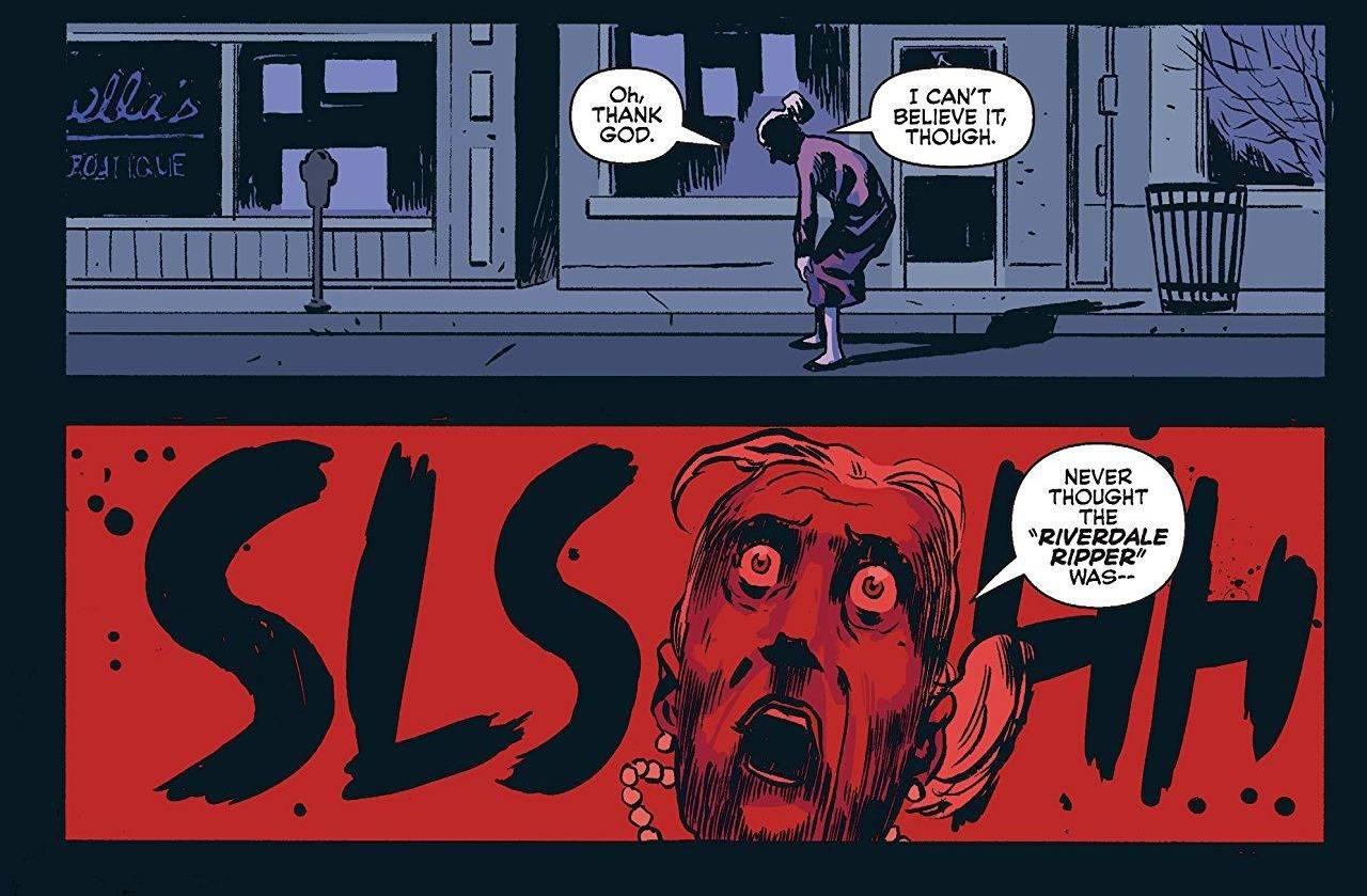 Комиксы: июль 2019. Фантастика и фэнтези 20