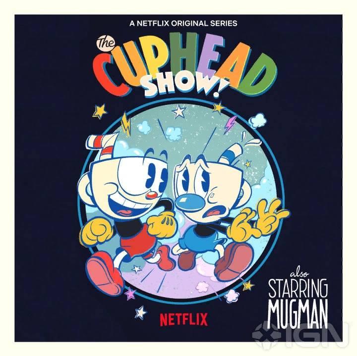 Netflix выпустит анимационный сериал по видеоигре Cuphead