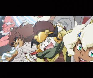 Netflix объявил дату выхода фэнтезийного аниме-сериала Cannon Busters —15 августа