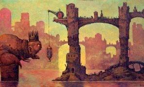 Каркоза, Юггот и далее: иные миры Лавкрафта
