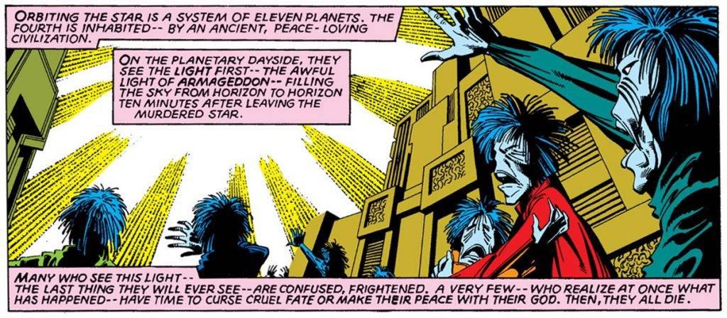 Каким был «Тёмный Феникс» до пересъёмок?