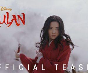 Disney выпустил первый тизер «Мулан»