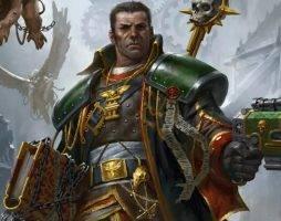 Кто такой Грегор Эйзенхорн из Warhammer 40,000, о котором снимают сериал? 3