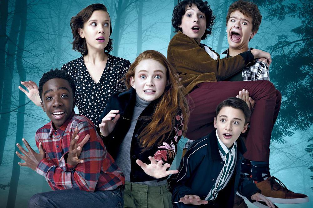 Netflix: третий сезон «Очень странных дел» побил рекорд по просмотрам за первые четыре дня