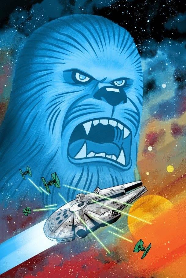 Marvel выпустит новые комиксы по «Звёздным войнам»