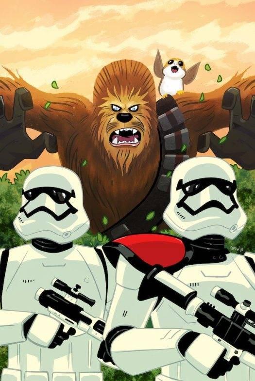 Marvel выпустит новые комиксы по «Звёздным войнам» 1
