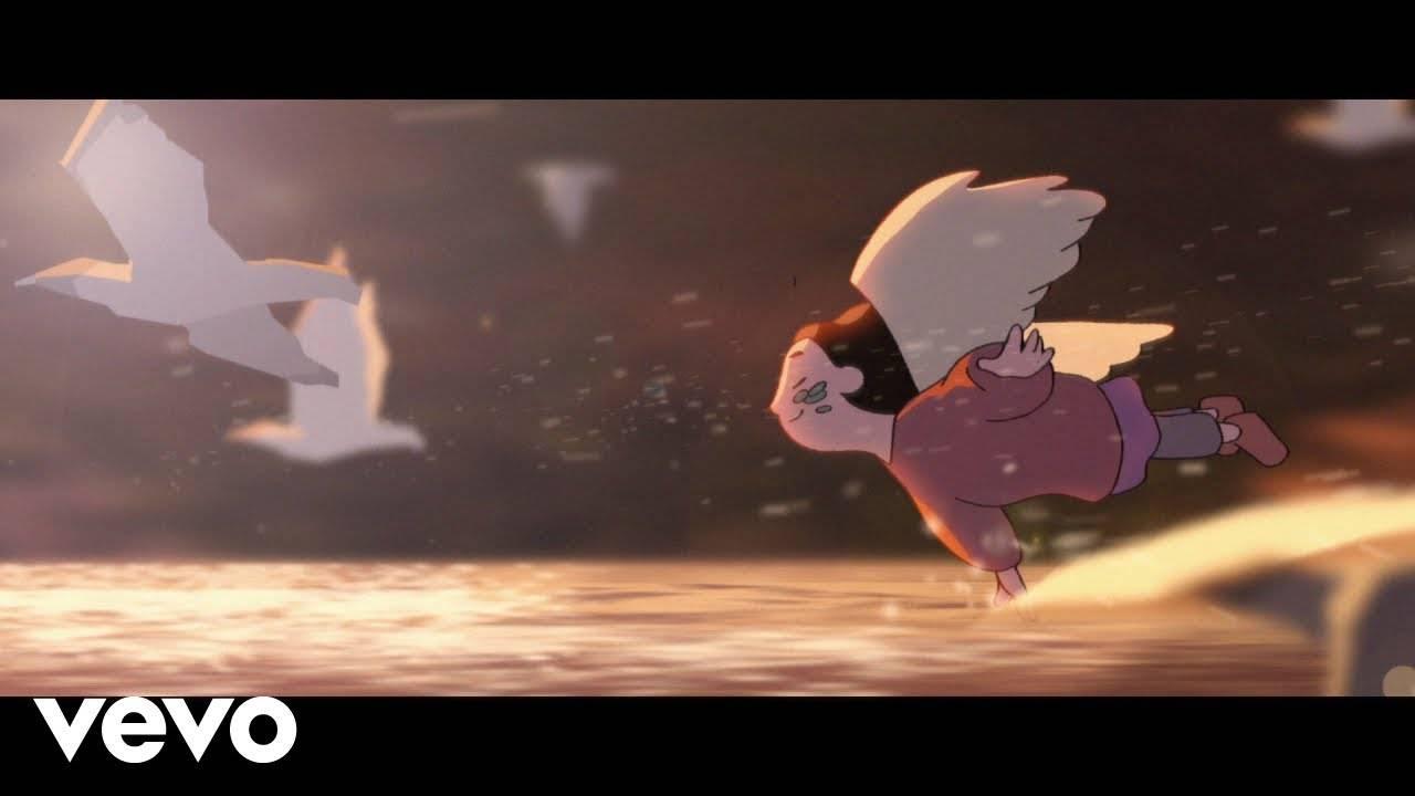 Короткометражка: трогательный анимационный клип Imagine Dragon на песню Birds 1