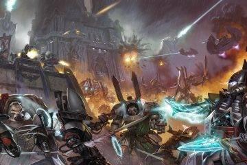 Автор «Человека ввысоком замке» разрабатывает сериал по Warhammer 40000