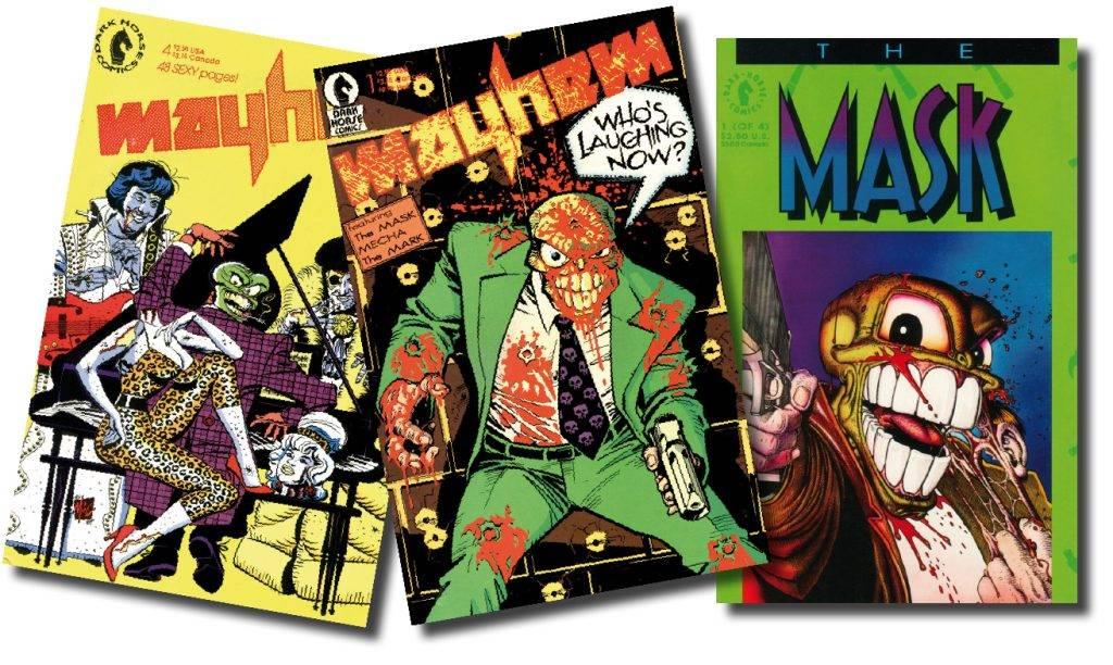 «Маска»: как кровавый комикс превратился в отличную комедию 4