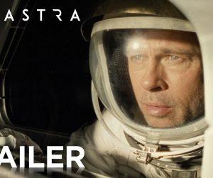 Второй трейлер научно-фантастической драмы «К звёздам» с Брэдом Питтом в главном роли 2
