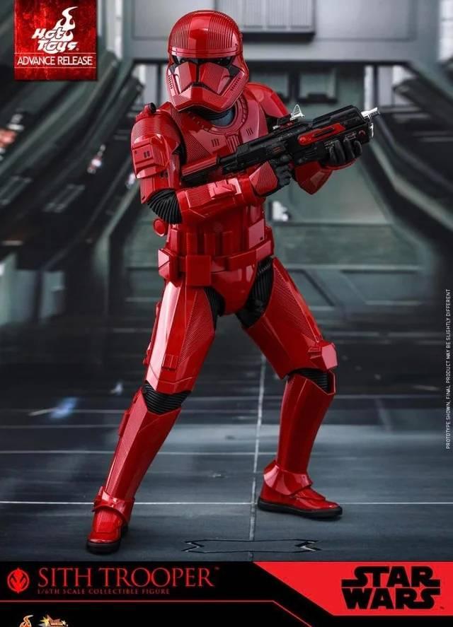 Disney показал красных штурмовиков из девятого эпизода «Звёздных войн» 1