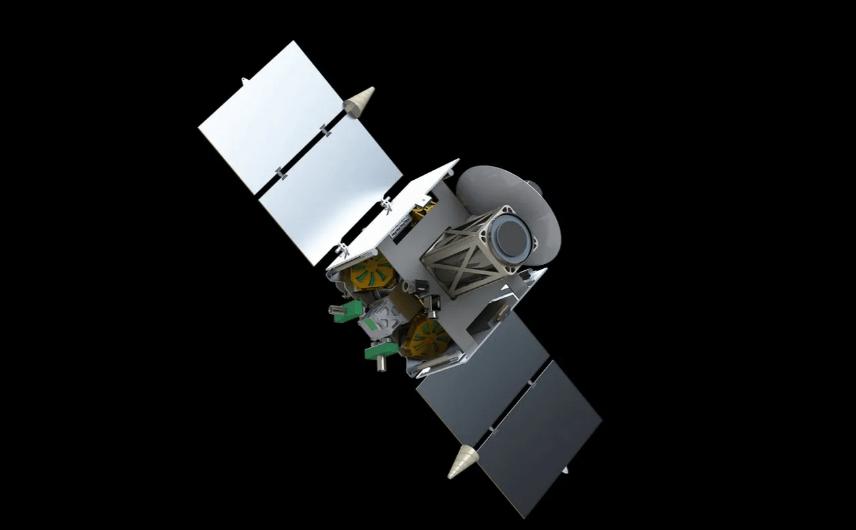 В Музее космонавтики показали спутник для поиска следов человека на Луне