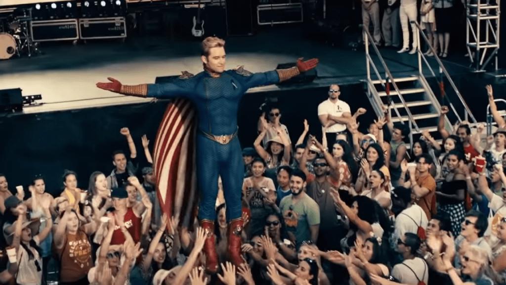 Сериал «Пацаны»: хотите замочить супергероев? Вам сюда