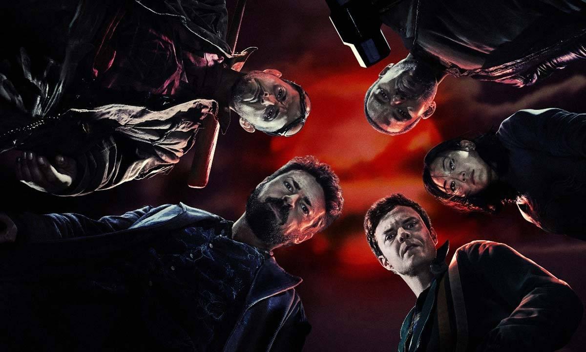 Сериал «Пацаны»: хотите замочить супергероев? Вам сюда 5