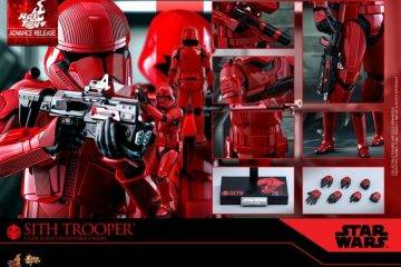 Disney показали новых красных штурмовиков из девятого эпизода «Звёздных войн»
