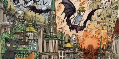 Селефаис, Ултар, Кадат: путеводитель по Миру грёз Лавкрафта 14