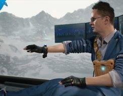 Sony выпустила отрывок Death Stranding с Comic-Con про персонажа Рефна