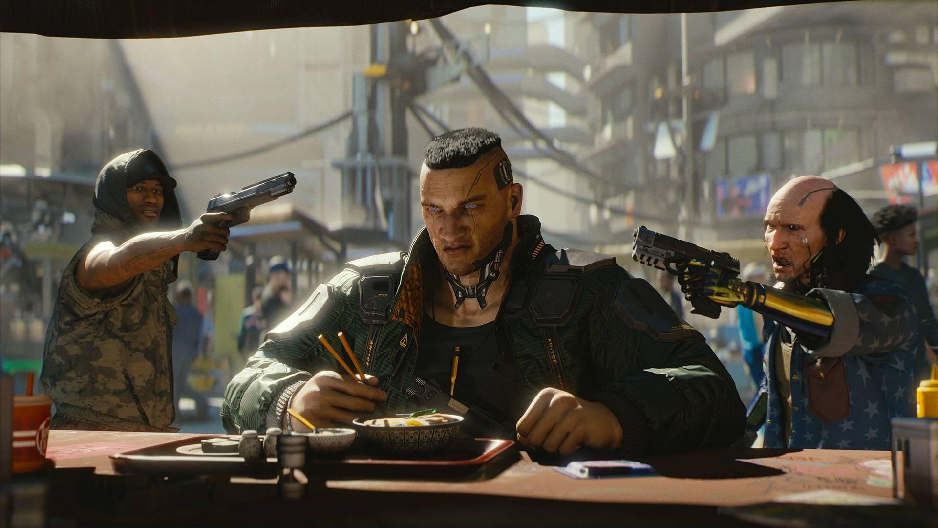 CD Projekt RED и Dark Horse выпустят книгу по миру Cyberpunk 2077