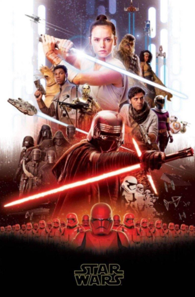 Disney показал красных штурмовиков из девятого эпизода «Звёздных войн»