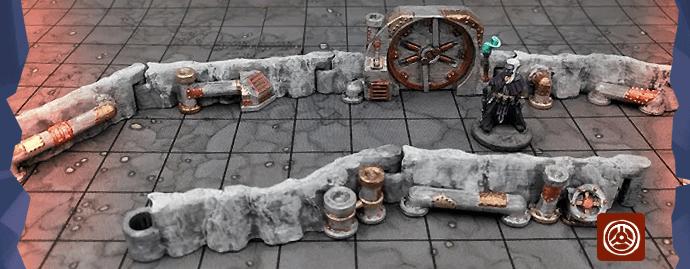 На CrowdRepublic стартовал сбор средств на выпуск набора террейна для ролевых игр