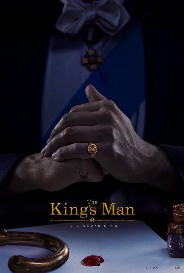 Первый тизер «King's Man: Начало» 1