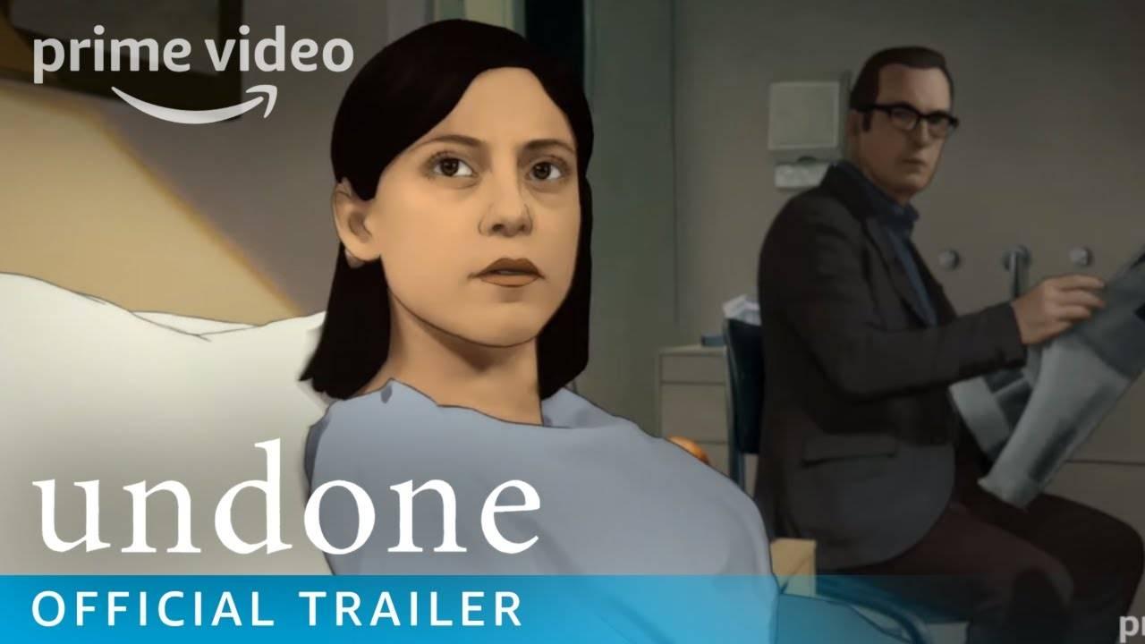 Первый трейлер анимационного сериала Undone от Amazone — премьера намечена на 13 сентября