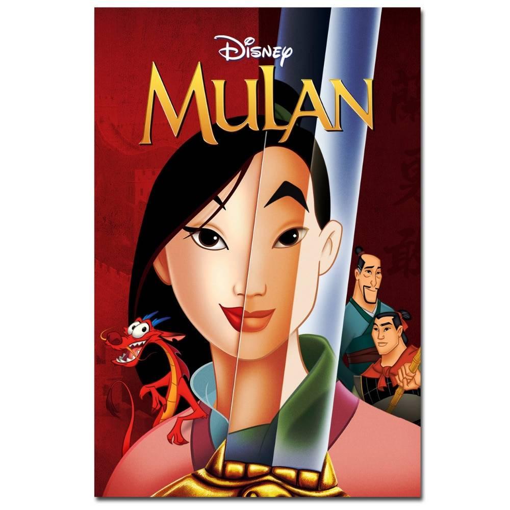 Disney выпустил первый тизер «Мулан» 1