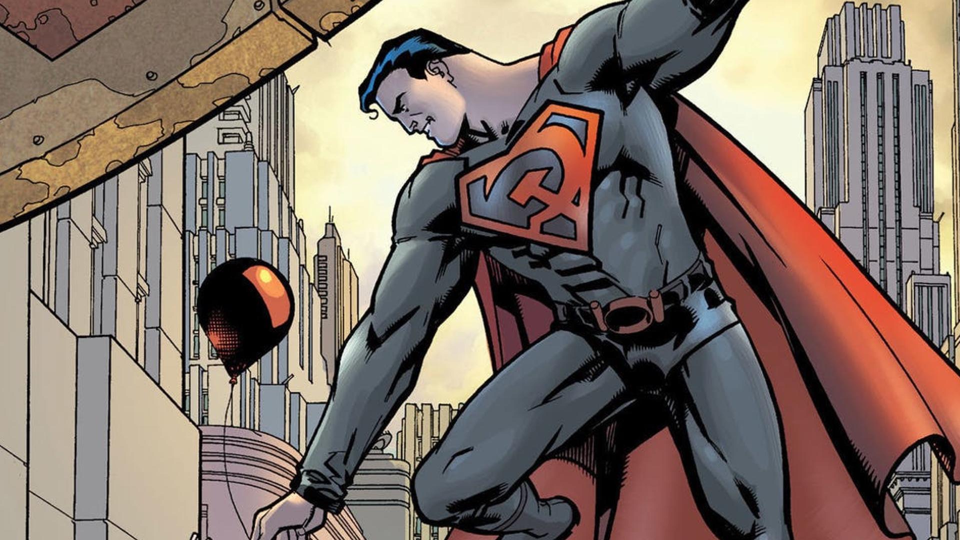 DC экранизирует комикс «Супермен: Красный сын» в виде мультфильма — релиз в 2020-м