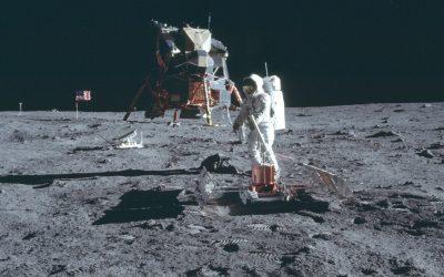 Полёт американцев на Луну: что писали в СССР 14