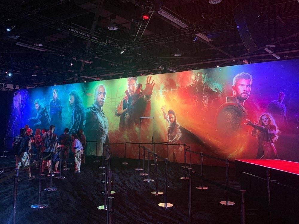 «Чёрная вдова», «Ванда/Вижен», «Сокол и Зимний солдат»: промо к следующим проектам Marvel Studios 7
